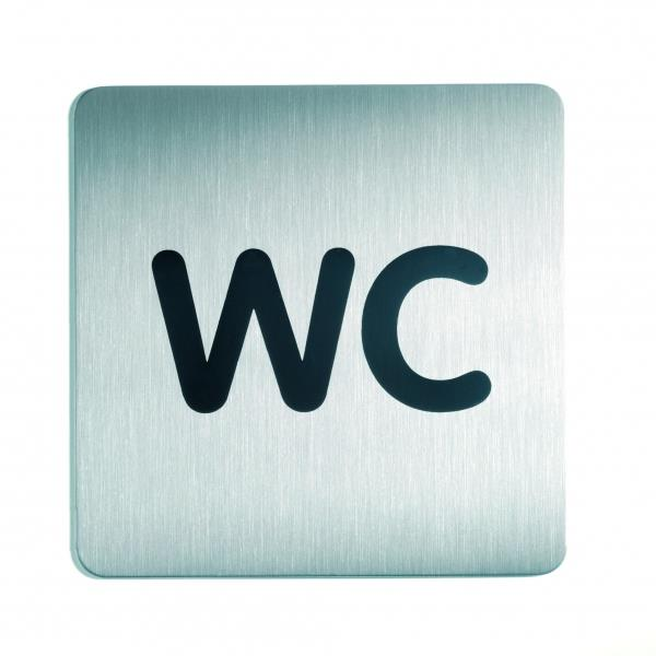 "Piktogram ""WC"" 150 x 150 mm"